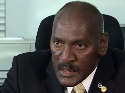 Ret. Marine Col. Alvin Keller Jr., secretary of the North Carolina Department of Correction.