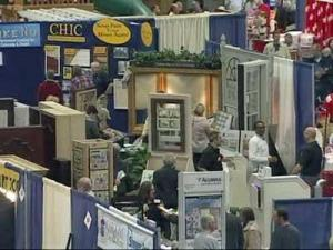 Vendors displayed their wares at the Raleigh Spring Home Show in the downtown Convention Center Feb. 20-22, 2009.
