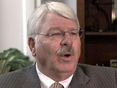 State Agriculture Commissioner Steve Troxler