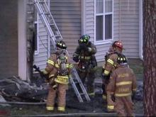 Cigarette to blame for apartment fire