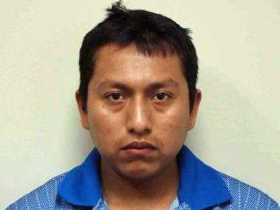 Hoke County deputies said Tuesday, March 10, 2009, that they had arrested Virgillio Aniceto, 22, of Raeford.