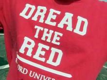 Some UNC fans have Radford ties