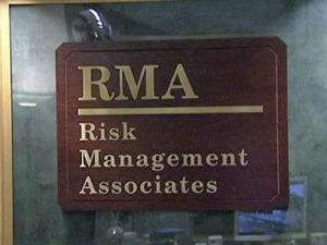 Risk Management Associates investigates embezzlement cases.