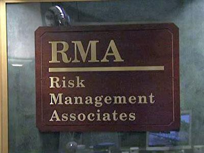 Risk Management Associates investigates embezzlement cases.