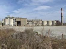 Perdue won't halt cement plant's permits