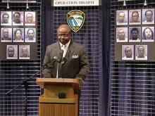 Rocky Mount police make violent crime arrests
