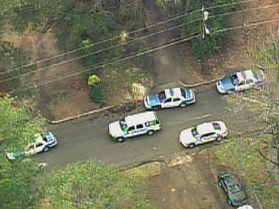 Raleigh police were investigating two shootings that happened at 200 Colleton Road Thursday afternoon.