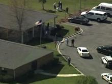 Gunman at nursing home kills eight