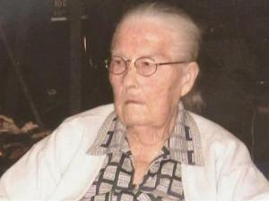 Lillian Dunn, 89, a resident of the Pinelake Health and Rehab Center, was killed during a rampage by a gunman in Carthage in Moore County on Sunday, March 29, 2009. (Photo courtesy of Bobby Dunn)