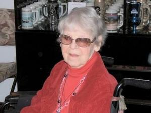 Louise De Kler, 98, was killed during a rampage by a gunman at the Pinelake Health and Rehab center in Carthage, Moore County, on Sunday, March 29. 2009.