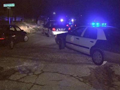 Police officers who responded to a wreck Wednesday night said they found a Raleigh man's body inside the vehicle. Authorities said they are treating his death as suspicious.