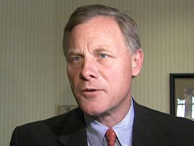 Sen. Richard Burr, R-N.C., says he is concerned the nation's federal economic recovery plan isn't focused on a permanent and long-term fix.