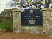The Trinity Heights area
