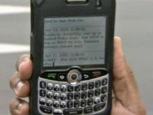 Texting helps Sanford police fight crime