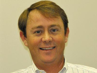 N.C. Pest Management Association board member Burns Blackwell