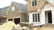New home construction, home building generic