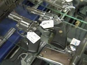 The Dixie Gun and Knife Show was held this weekend at the State Fairgrounds.