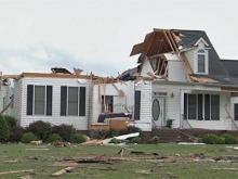 Storm hits Rock Ridge area of Wilson County