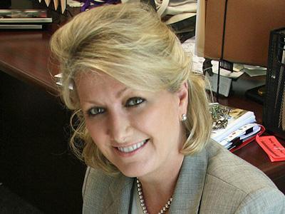 Hope Hancock, executive director of SPCA of Wake County