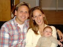 Raven, Janet and Kaiden Abaroa in an undated photo.