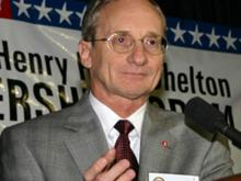Larry Nielsen served as dean of N.C. State's College of Natural Resources for four years before being named university provost and executive vice chancellor in 2005.