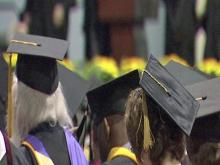 Wake Tech graduation held Sunday