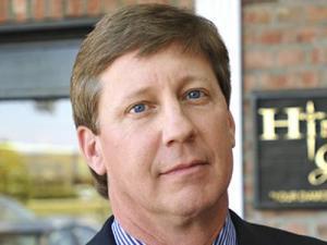 Wally Hinkamp is president of the North Carolina Jewelers Association.