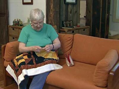 Shirley Colagrosi, a breast cancer survivor