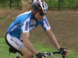 Thomas Henson, co-captain for the 2009 Tour de Cure