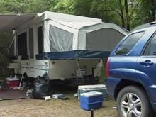 Campers take advantage of online system