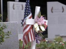 Fayetteville pays tribute to troops