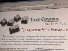 'Take Control' site offers advice in tough times