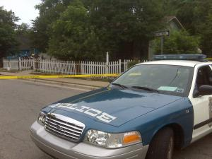 A shooting at 500 Haywood St. in Raleigh left an 18-year-old dead.
