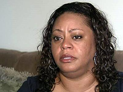 Laverne Godfrey-Jones says she and her family are being forced from their home by Cumberland County because she cannot afford to fix and maintain her aging septic system.