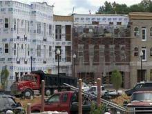 Holly Springs construction