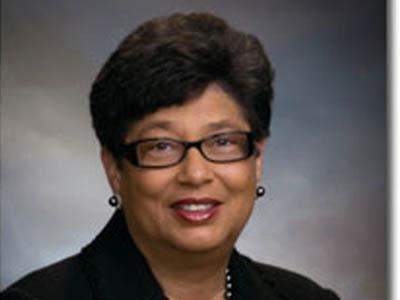 Dorothy Cowser Yancy (Photo from Johnson C. Smith University)