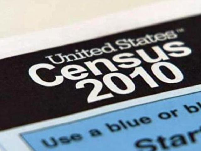 Census 2010 forms<br/>Photographer: Pete James