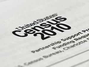 Census 2010 forms