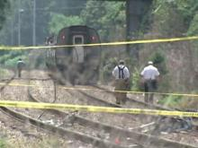 Cary man killed in Raleigh train wreck