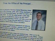 Principal accused of indecent liberties with 3-year-old