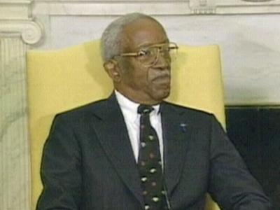 John Hope Franklin died in March at the age of 94.