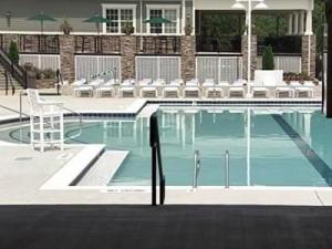 The North Hills Country Club pool in Raleigh