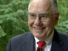 N.C. State Interim Chancellor Jim Woodward