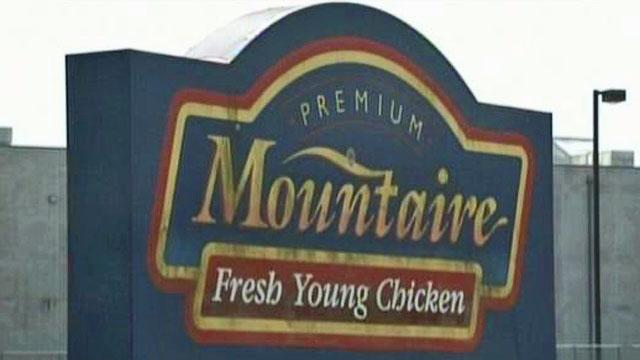 Mountaire Farms Inc. processing plant