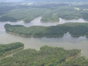 Falls Lake  provides drinking water for more than 400,000 residents in Wake County, as well as residents in Granville, Orange and Durham counties.