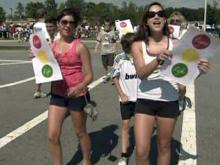 Hundreds lobby for stoplight at Cary intersection