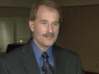 US Airways flight 1549 copilot Jeff Skiles during an appearance in Raleigh on June 26, 2009.