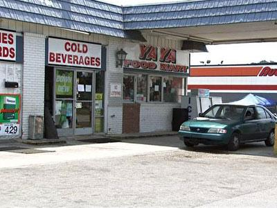 Two men were found dead outside of the Ya-Ya Food Mart, 3122 Murchison Road in Fayetteville, on June 27, 2009.
