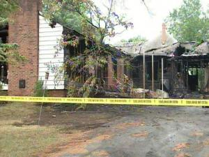 A young man died in an early-morning house fire at 12th and Killiegrey streets Sunday, July 5, 2009, said Lillington Police Chief Frankie Powers. A resident of the house escaped.