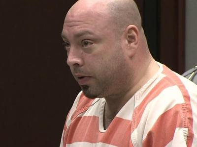 Anthony Joseph Bimbo pleads guilty to murder in the shooting death of Raleigh theater manager Mark Buhaug.